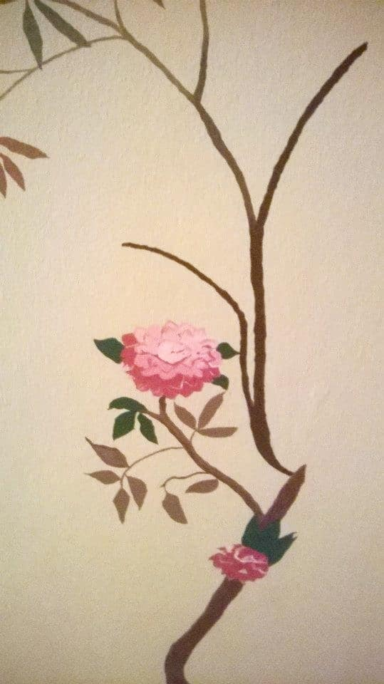 Blüte an Zweig - rapunzellounge.de