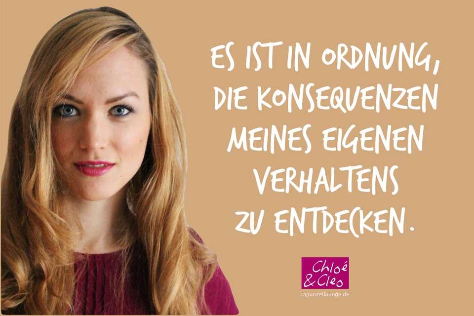 Frauen Sprüche Chloe: Konsequenzen