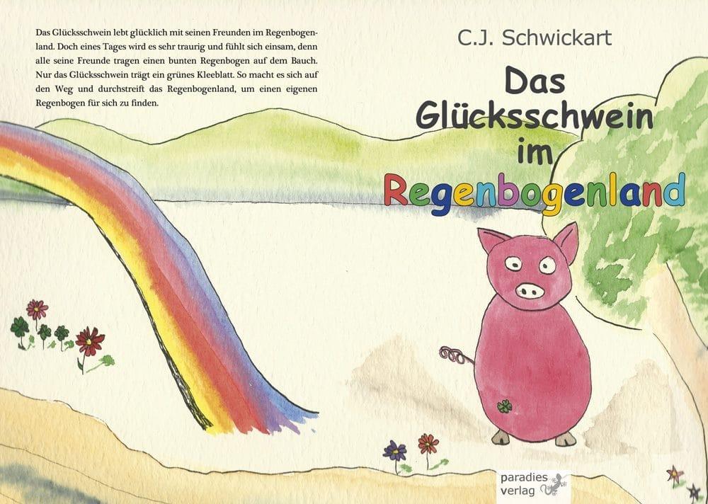 Buch Das Glücksschwein - rapunzellounge.de