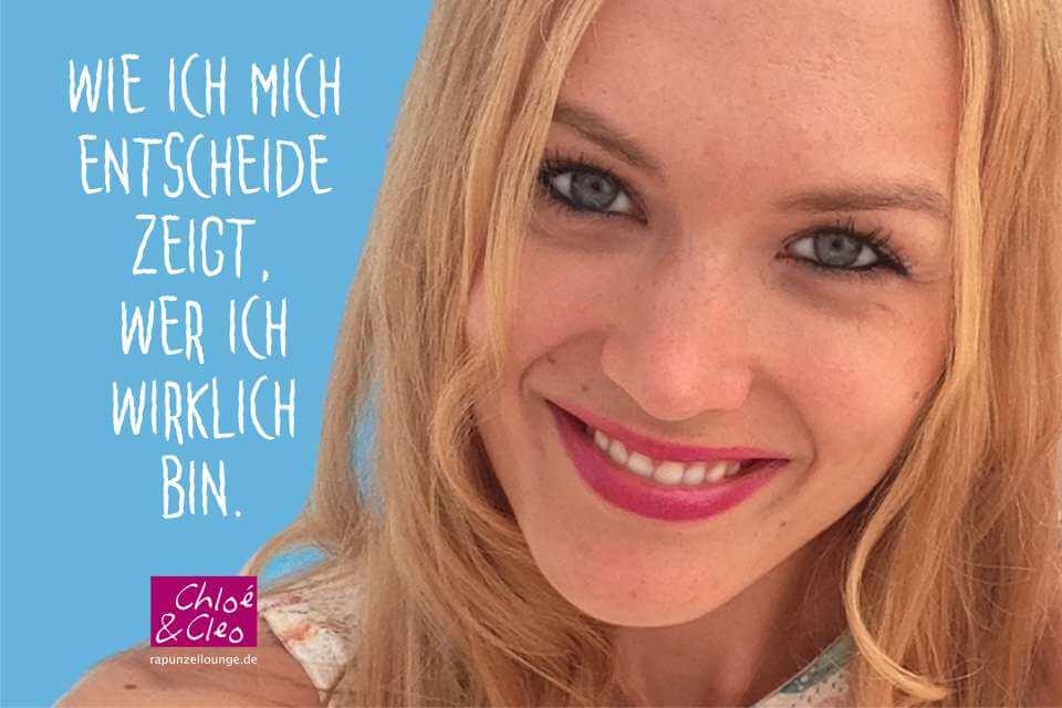 Frauen Sprüche Chloe: Wie ich mich entscheide