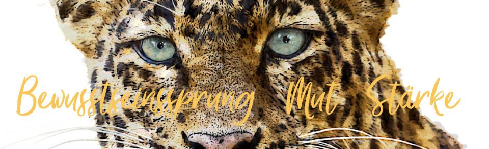 Krafttier Leopard Artikelbild